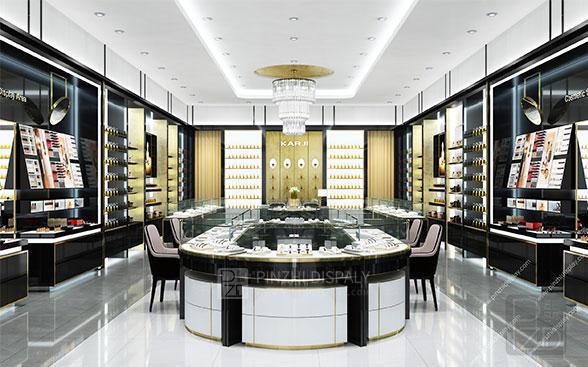 luxury watch store design
