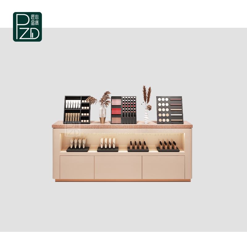 Customized Cosmetic Counter for shop