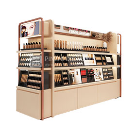 high end cosmetic display cases supplier
