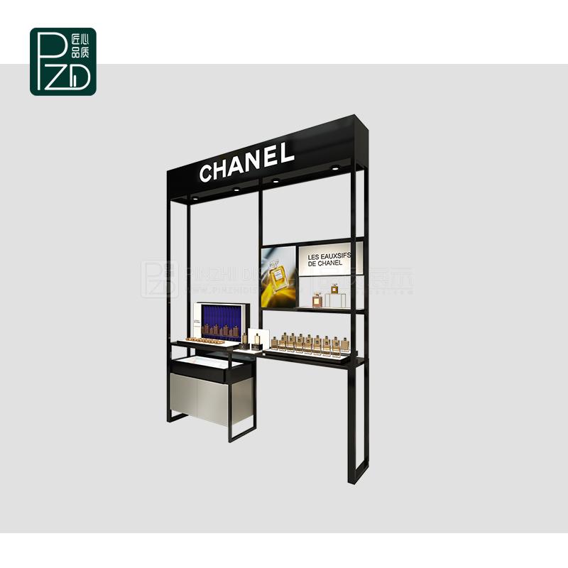 Custom perfume store display shelf for perfume shop
