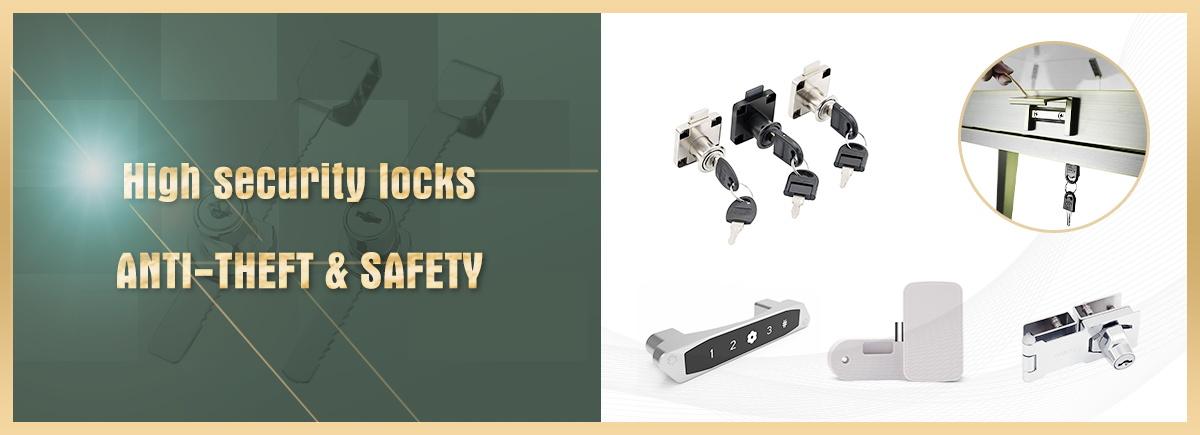 Pinzhi-Showcase material-Lock