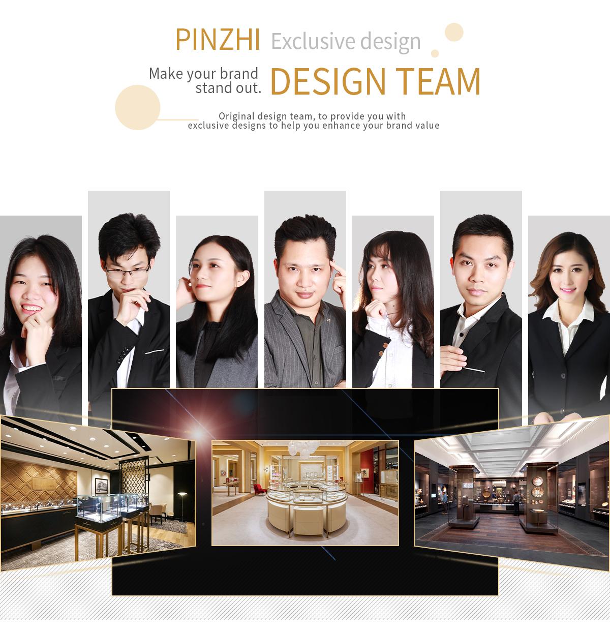 Pinzhi-design team
