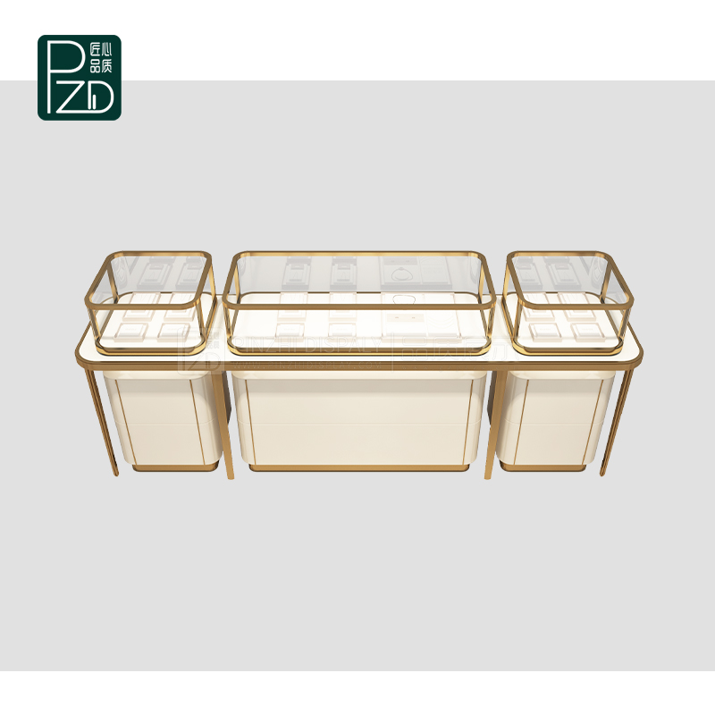 High End Commercial Jewelry Display Cases