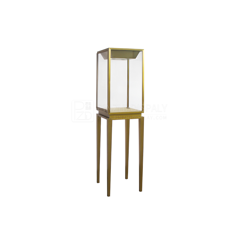 high end glass jewellery display cabinets for retail shop