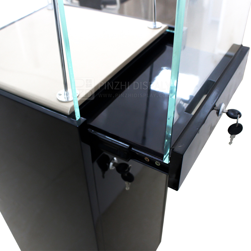 High end luxury retail jewelry store display fixtures