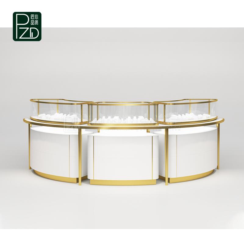 High-end custom Cartier new jewelry showcase