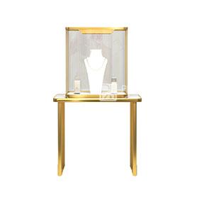 glass jewelry display cabinet