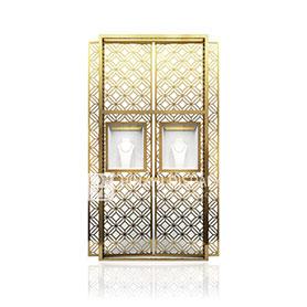 jewellery display wall cabinets