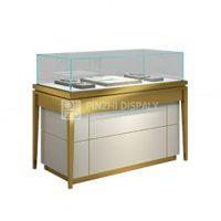glass jewelry showcase cabinets