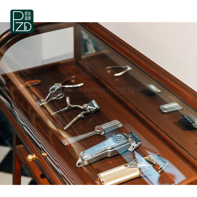 high end collectors museum display case