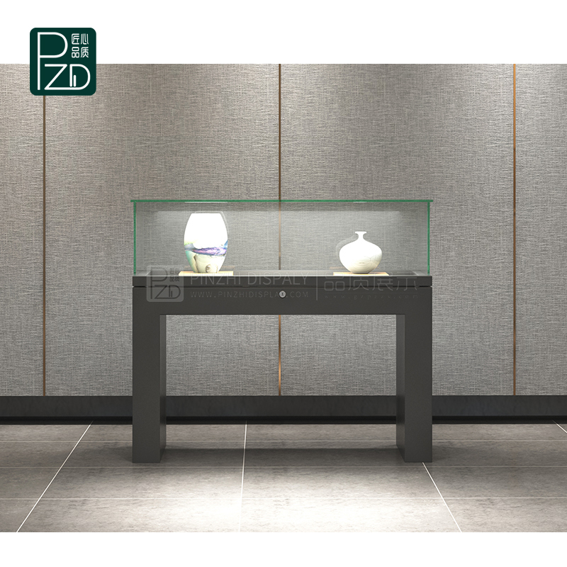 High quality museum style display case