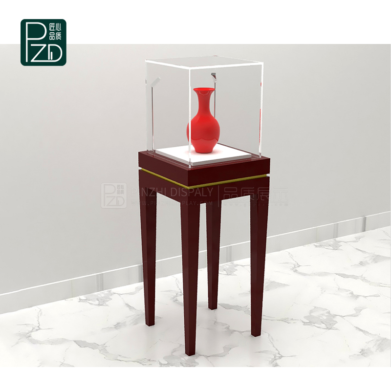 Antique museum display case for sale