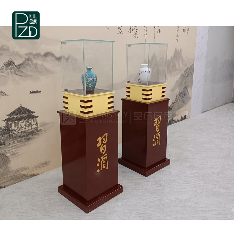 custom made museum display cases