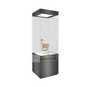 Unique design museum display cabinets