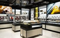 tore design for small cosmetics shop