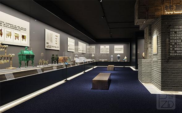 【2021 NEW】Antique museum display design