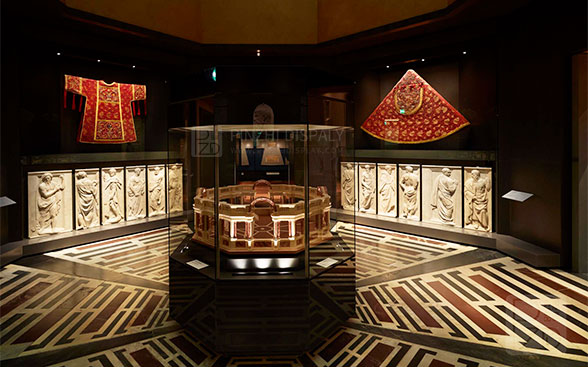 【Italy】Art Museum Showcase Project