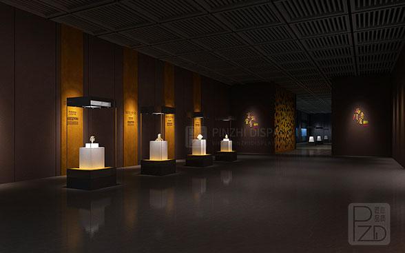 History Museum Exhibition Hall Design