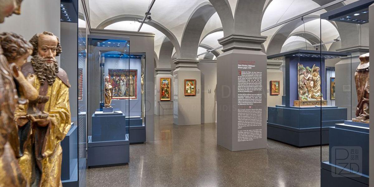 【Europe】National History Museum Design