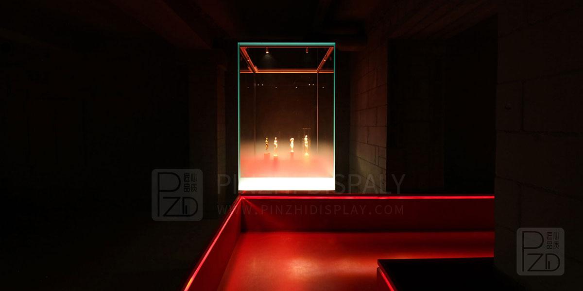 Creative Design of Cultural Relics Museum