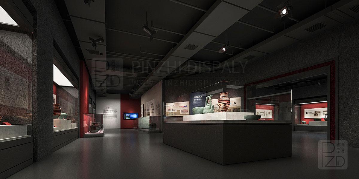 Ancient Culture Museum Exhibition Design
