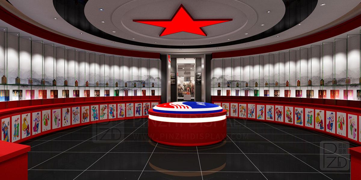 Enterprise Museum Showcase Project