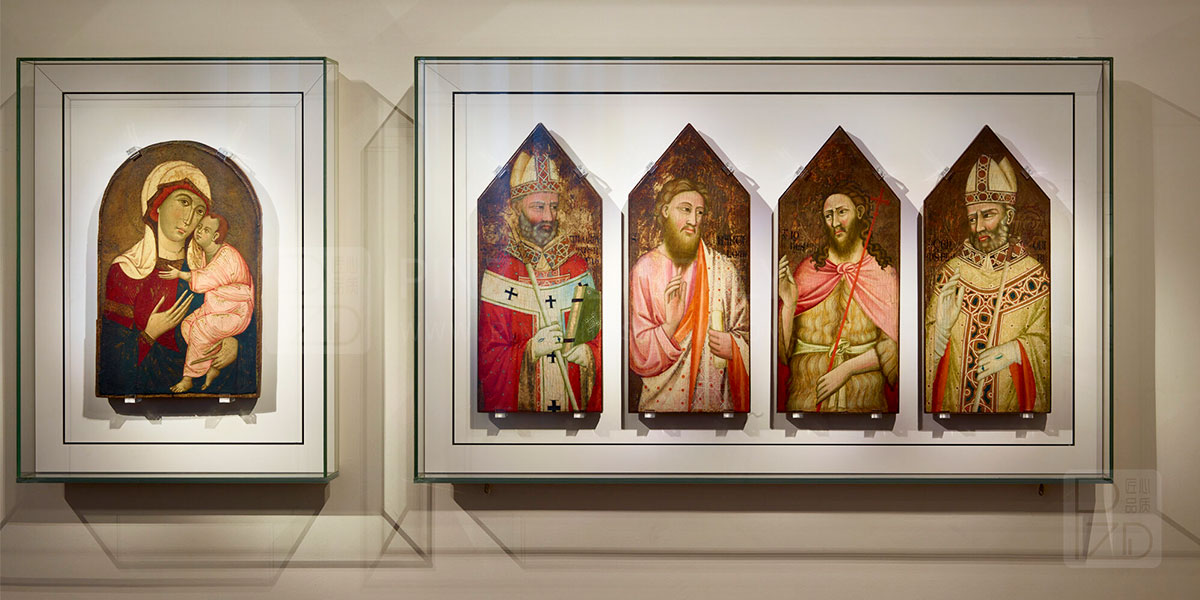 【Italy】Collections Museum Showcase Project