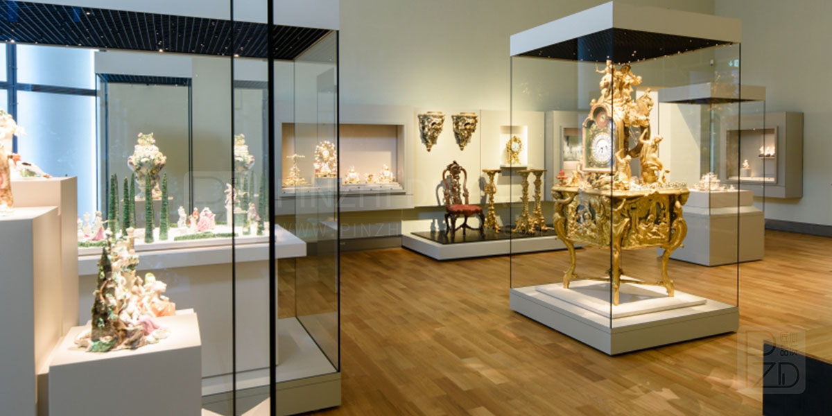 【Greece】Museum interior design plan